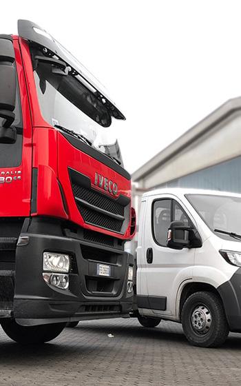 Camion e furgone - servizio al cliente - Bernareggi Srl